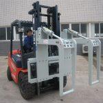 Hydrauliczne akcesoria do wózków widłowych Uchwyt na kłodę