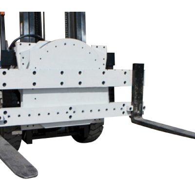 Heavy Duty Forklift Rotator Attachment na sprzedaż