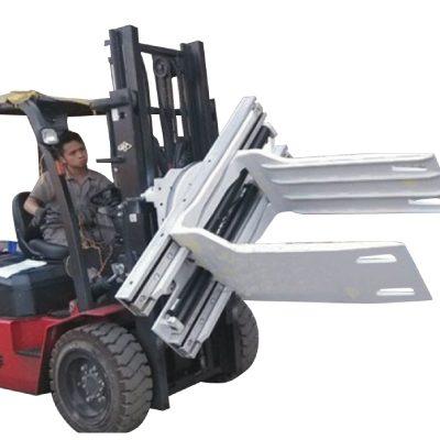 Osprzęt do wózków widłowych klasy 3 Zacisk do beli bawełnianych o długości 575–2150 mm