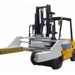 Obrotowy przesuwny hydrauliczny zacisk do cegły betonowej do wózka widłowego