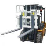 Osprzęt hydrauliczny Zawiasowy wózek widłowy