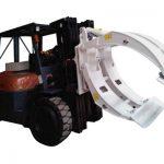 Mocowanie wózka widłowego klasy 2 Obrotowy zacisk rolki papieru