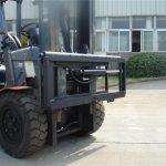 3 tonowy wózek widłowy z bocznym przesuwnikiem na sprzedaż