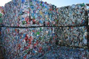 Pakowanie odpadów