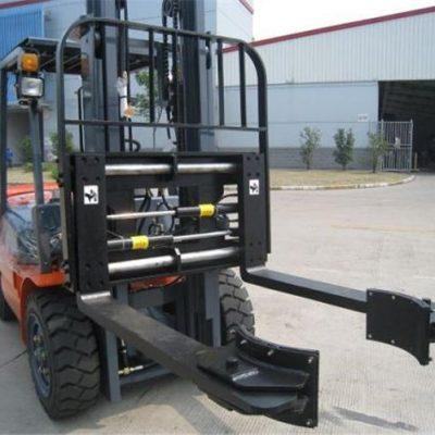 Hydrauliczne akcesoria do wózków widłowych Synchroniczne widły zaciskowe do materiałów budowlanych