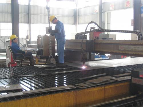 Widok fabryki 15