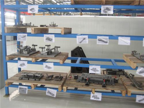 Widok fabryki 16