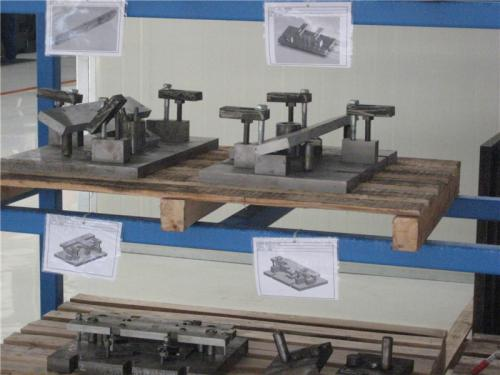 Widok fabryki 17