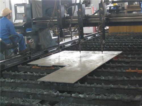 Widok fabryki 4
