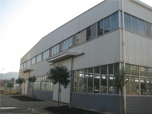 Widok fabryki 9